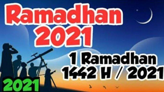 Tujuh Amalan Menyambut Puasa Ramadhan 1442 Hijriah hingga Bacaan Doa Melihat Hilal Tanda 1 Ramadhan