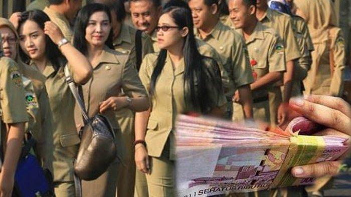 Kabar Gembira Untuk PNS, TNI, Polri dan Pensiunan! Meski Gaji Tak Naik, Jokowi Punya Kado Istimewa