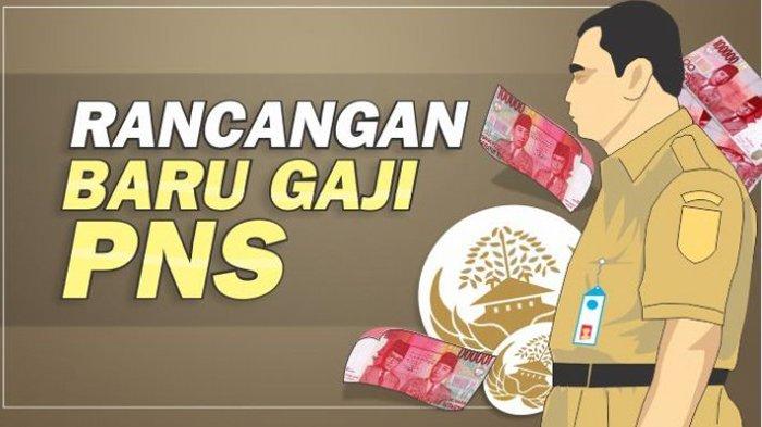 Pendaftaran CPNS 2018 Belum Dibuka, Presiden Jokowi Umumkan Gaji PNS Tahun 2019 Dipastikan Naik