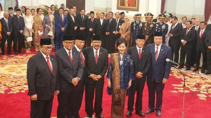 Ternyata Segini Gaji dan Tunjangan Wantimpres Jokowi Maruf Amin, Diluar Dugaan Ini Rinciannya!