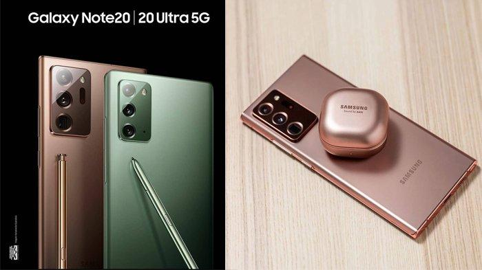 UPDATE Harga HP Samsung Minggu ke 2 Bulan November: Galaxy M31, Galaxy A51 hingga Galaxy M51