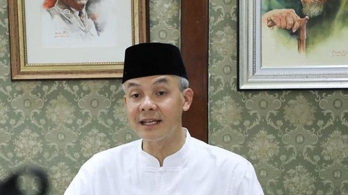 Ganjar Pranowo Banjir Pujian Saat Singgung Gelar Profesor Kehormatan Ketua Umum PDIP Megawati