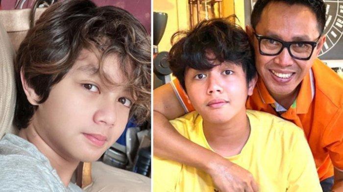 Gantengnya Anak Eko Patrio, Sampai Sang Ayah Disangka Sopir Gara-gara Putra Bungsunya Berwajah Bule
