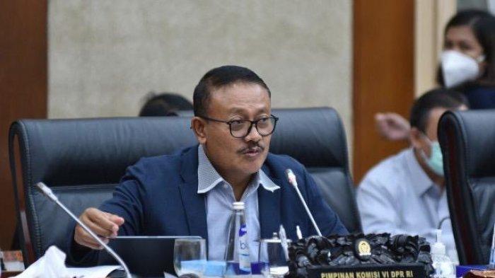 DPR RI : Jangan Asal Tuduh Rente, Bulog Sendiri yang Impor Beras