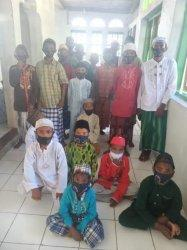 Remaja Masjid Tereweng Kabupaten Alor Gelar Aneka Lomba di Bulan Suci Ramadan