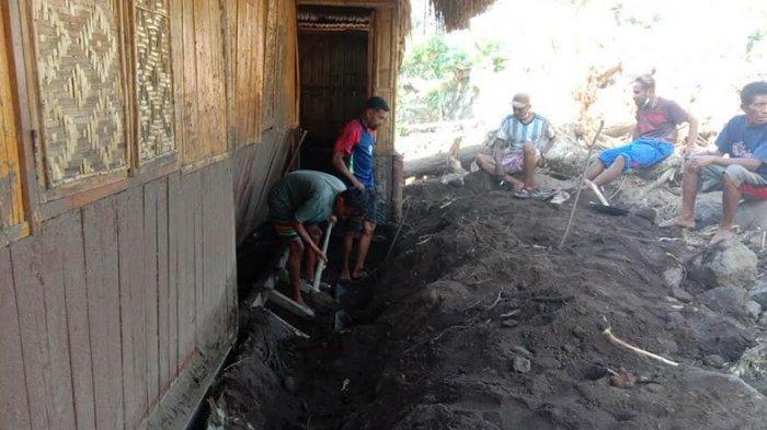 Ibu-ibu Pekka Kabupaten Lembata Berjuang Bangkit Setelah Diterjang Bencana Alam