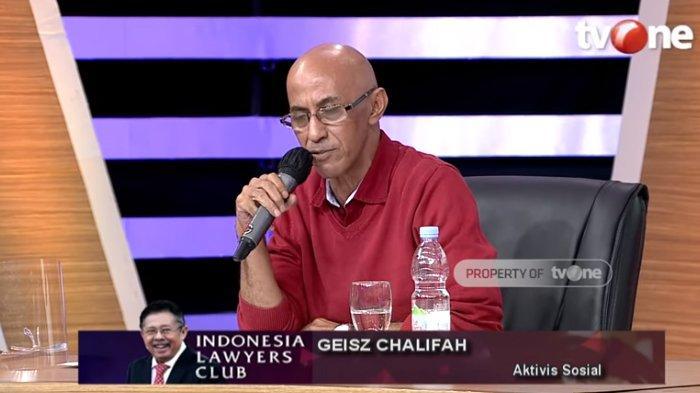 ILC TV One Tadi Malam, Kebijakan PSBB Anies Baswedan Bikin IHSG Anjlok, Geisz Chalifah: Nggak Logic