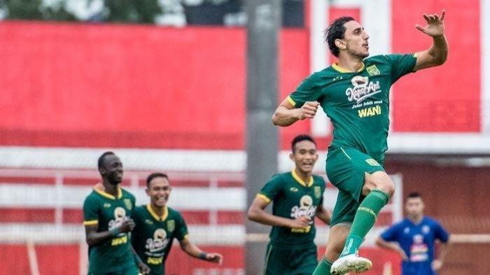 SEDANG BERLANGSUNG! Live Streaming TV Online Persebaya vs Persik Liga 1 2020 Live di Indosiar