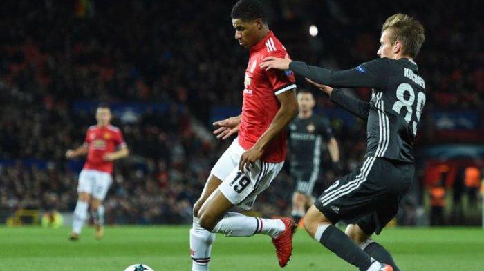 Inggris vs Rumania, Gol Tunggal Marcus Rashford Jaga Wibawa The Three Lions Jaga Tren Kemenangan