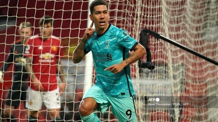 HASIL Liga Inggris Tadi Malam: Peluang Liverpool Finish 4 Besar Terbuka Lebar Setelah Permalukan MU