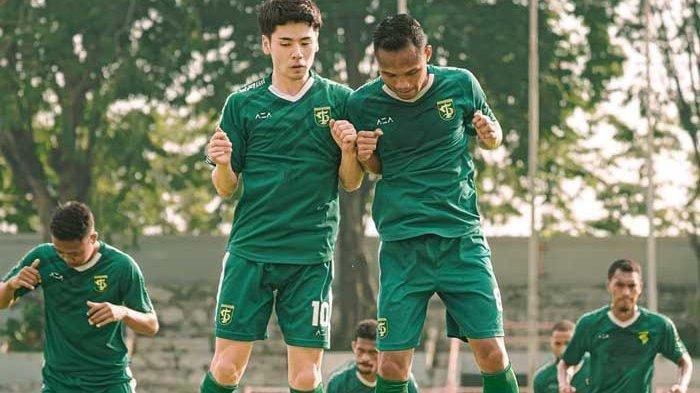 Target Bajul Ijo Persebaya di Liga 1 2021 Seri Kedua & Skenario Aji Santoso di Lanjutan Liga 1