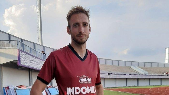 Pulang Bosnia, Mantan Gelandang Persita Eldar Hasanovic Mendapat KLUB Baru di Bosnia, Ini Tim Baru