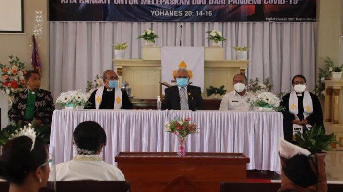 Pemerintah Kota Kupang kembali gelar nikah massal, Rabu 28 April 2021