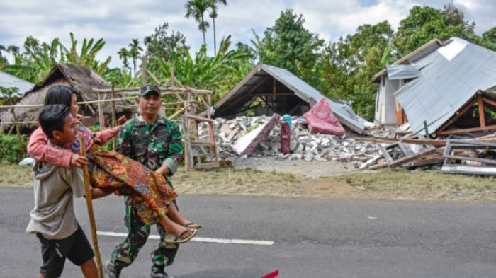 Sekjen PBB Ungkap Kesedihan atas Gempa di Indonesia  POS KUPANG.COM -