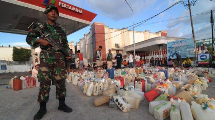 Pasca Gempa Sulteng! 1.335 Anggota TNI Dikembalikan ke Kesatuan