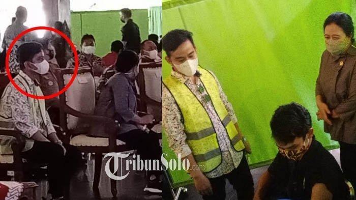 Wali Kota Solo Hanya Kenakan Rompi Saat Dampingi Puan Maharani, Padahal Bukan di Lokasi Proyek, Lho?