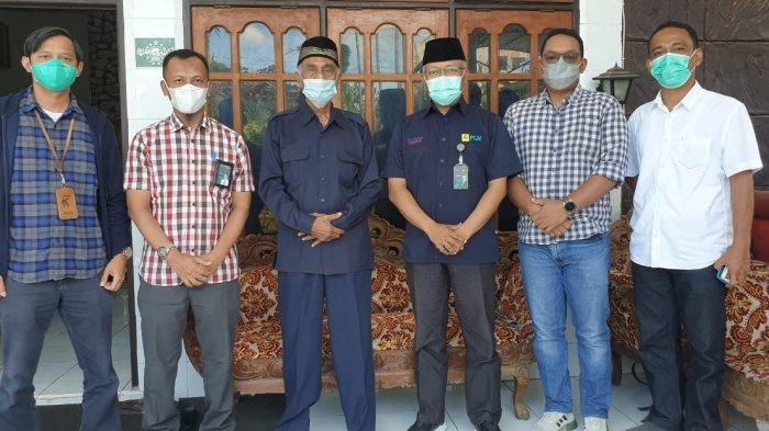 Silaturahmi GM PLN UIW NTT dan Ketua MUI NTT