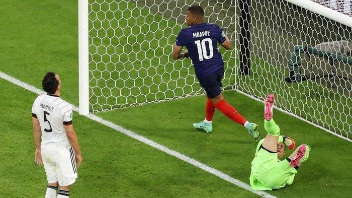 Hasil Euro 2020 -Prancis vs Jerman: Juara Dunia Awali Euro 2020 dengan Sempurna, Der Panzer Tumbang