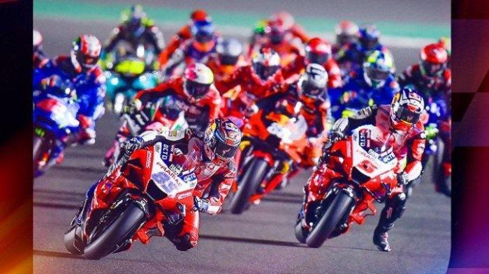 Urutan Start MotoGP Jerez Spanyol Malam Ini Minggu 2 Mei 2021, Live Streaming dan Live Trans7