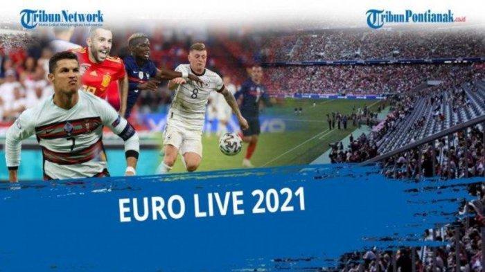 DAFTAR Negara dan Tim Yang Berpeluang Lolos Fase 16 fase 16 besar Piala Eropa 2021