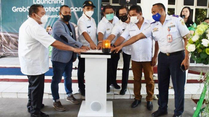 Grabcar Protect Hadir di Kota Kupang, Membuat Anda Lebih Nyaman ditengah Pandemi Covid-19