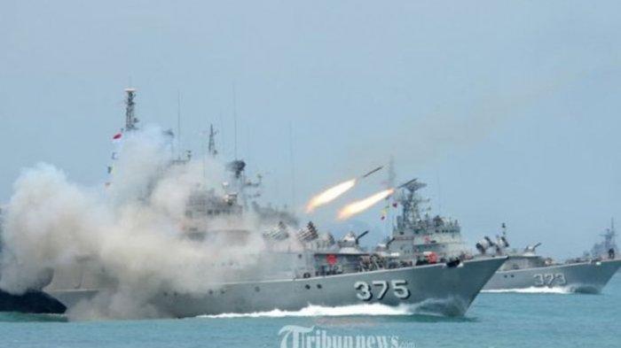 Aksi Amerika Mengganas, China Sudah Siap Perang di Laut China Selatan, Indonesia Kena Dampak?