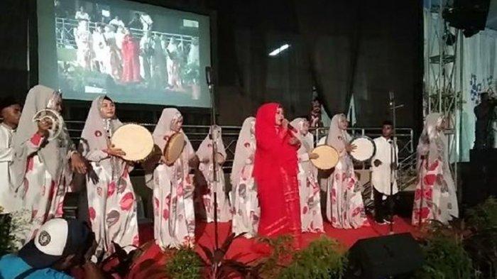 Grup Kasidah dan Paduan Suara Gereja Berkolaborasi di Pesparani Katolik Papua Simak Info