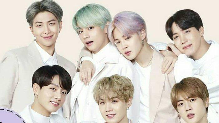 CEK PENGUMUMANNYA! BTS Rilis Album Baru Map of the Soul: 7, Sudah Bisa Dipesan Mulai 9 Januari 2020