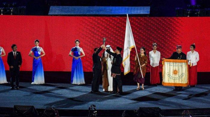 Asian Games Sukses, TNI-Polri Buktikan kepada Dunia bahwa Indonesia Aman