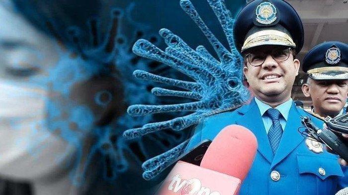 Momen Haru Tim Medis Corona Baca Surat Anies Baswedan, Gubernur DKI Jakarta Beri Fasilitas Hotel