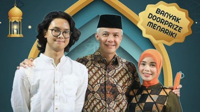 Ustadz Daas Latif Sebut Alasan Mengapa Gubernur Jateng Ganjar Pranowo Dianggap Berbahaya