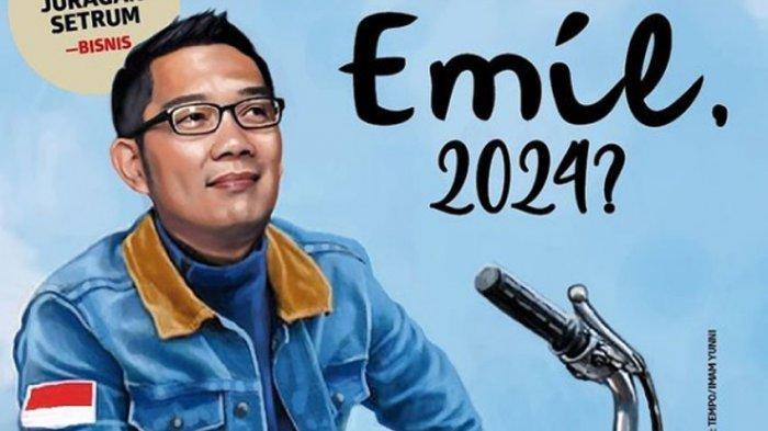 Ridwan Kamil Bicara Pilpres 2024, Gubernur Jawa Barat Rupanya Fokus Program Prioritas, Apa Saja?