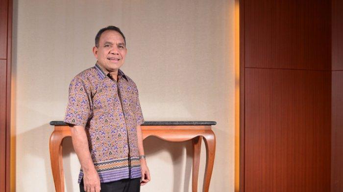 Ketua Asprov PSSI NTT Frans Lebu Raya: Genjot Prestasi