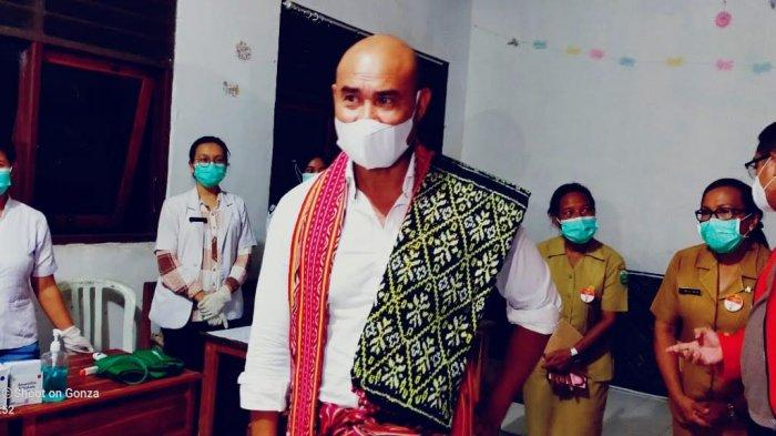 Gubernur NTT Viktor Bungtilu Laiskodat, Puji Penanganan Korban Banjir di Kabupaten Malaka