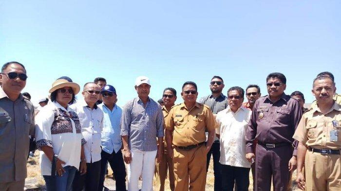 Gubernur NTT Pantau Lokasi Pembukaan Sidang Raya XVII PGI di Puru Kambera, Sumba Timur