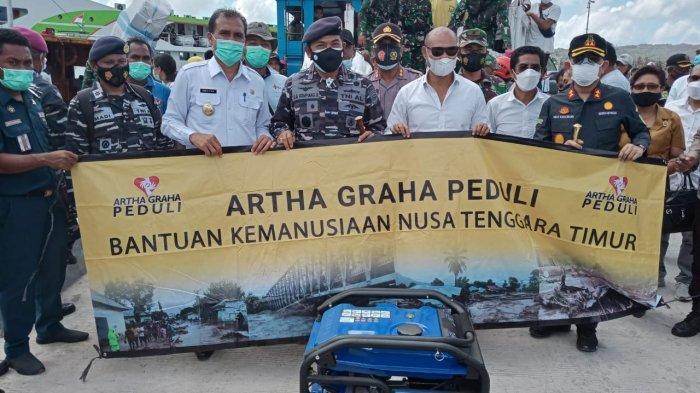 Penegasan Gubernur NTT di Sabu Raijua: Pasca Bencana, Program Pembangunan Harus Tetap Dilaksanakan