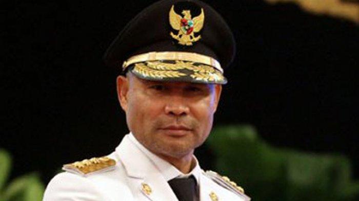 Gubernur NTT Viktor Laiskodat, Mohon Izin Masyarakat NTT Masuk Kabinet Jokowi