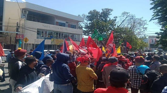Gubernur Viktor Laiskodat Resmi Dilaporkan Cipayung Kota Kupang ke Polda NTT