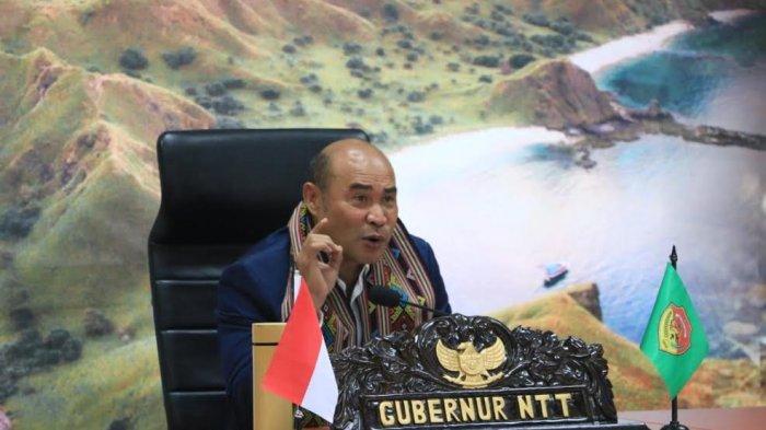 Gubernur Viktor : NTT Harus Punya SDM Hebat, Produktif di bidang Pertanian dan Peternakan