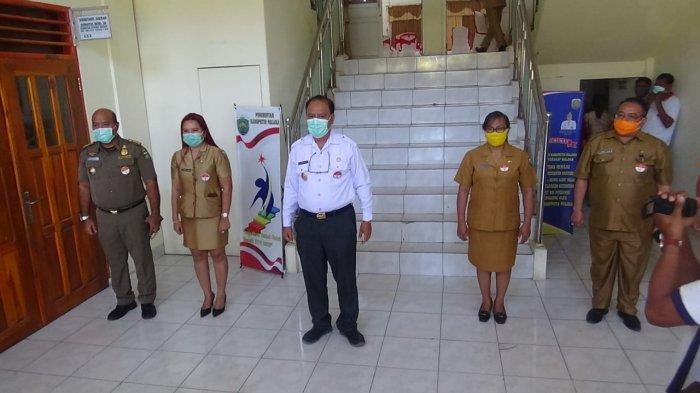 Malaka Masuk Zona Kuning, Bupati SBS Pesan Warga Wajib Taati Protokoler Covid19
