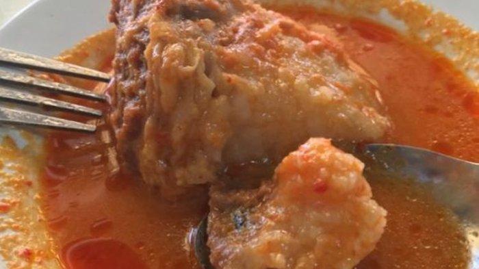 Gulai Gajebo Cocok buat yang Dapat Tetelan Sapi