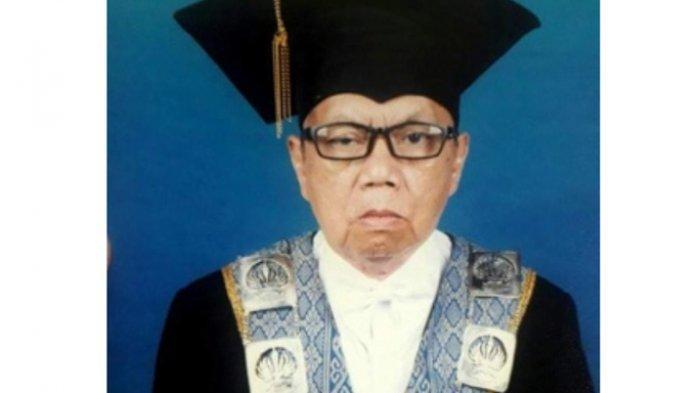 Guru Besar Universitas Tanjungpura Meninggal di Kupang