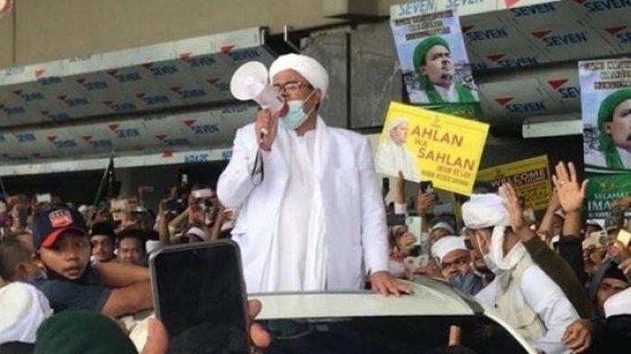 TERJAWAB, Di Mana Habib Rizieq Usai Keluar RS UMMI Bogor