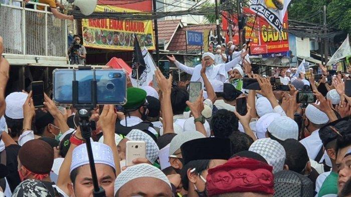 Anies Baswedan Dinilai Ombudsman Langgar Kebijakannya Sendiri,Hadiri Acara Habib Rizieq