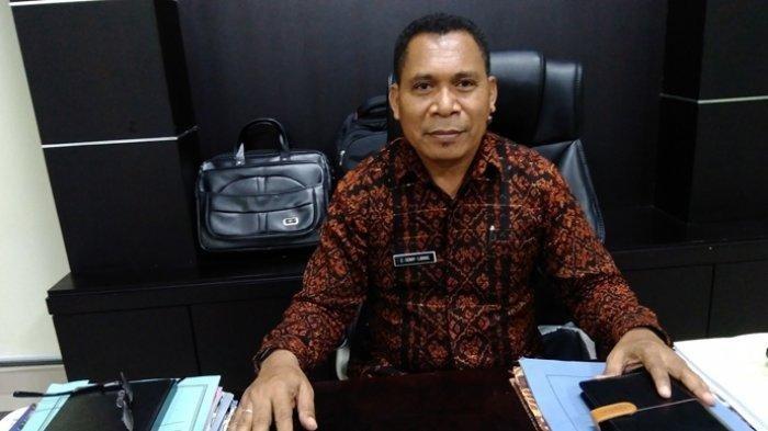 Kepala Badan Pendapatan dan Aset Daerah Provinsi NTT, Sony Libing