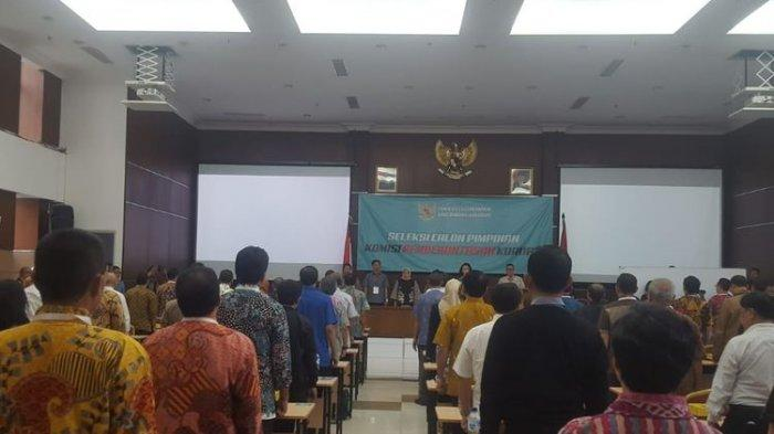 Hadapi Tes Psikologi Capim KPK, Begini Komentar Wakil Ketua KPK Basaria Pandjaitan