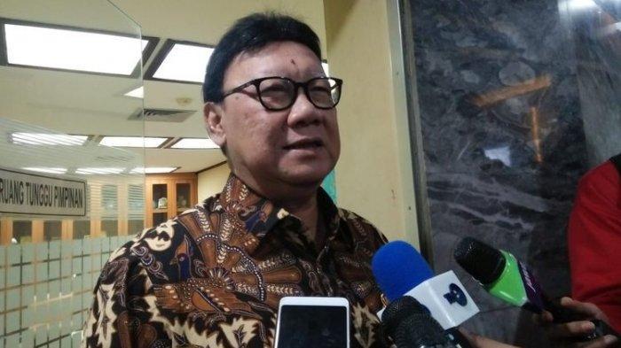 Hadiri Sidang Paripurna Ultah Jakarta, Mendagri: Gubernur DKI Jakarta, Wakilnya Belum Ada Ya?