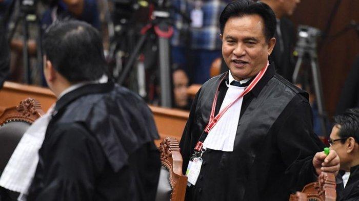 Hakim Konstitusi Sebut Terjadi Pertarungan Antar Alumni UGM di Sidang Gugatan Pilpres 2019