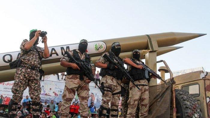 Hamas Bikin Israel Kelimpungan dengan Rudal Buatan Sendiri, Tak Sanggup Balas Akhirnya Lakukan Ini