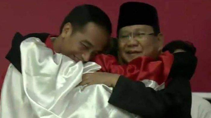 Satukan Jokowi dan Prabowo dalam Satu Pelukan, Pesilat Hanifan Yudani Kusuma Banjir Pujian